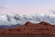 sunrise, Desierto del Laberinto