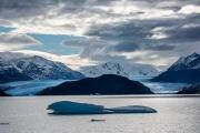approaching Grey Glacier
