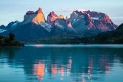 Chile-Torres del Paine