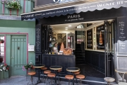 cafe, Paris