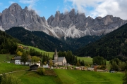 Santa Maddalena, Odle Mountains