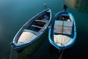 fishing boats, Ortigia