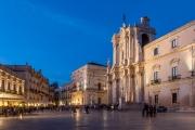 main square, Ortigia