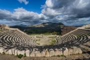 Greek theater, Segesta