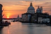 sunrise, Santa Maria della Salute