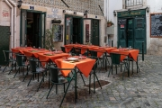 Fado cafe in the Alfama, Lisbon
