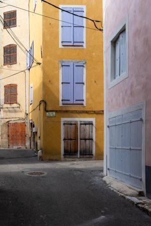 small towns in Provence