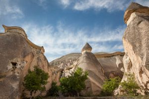 Monks Valley, Cappadocia, Turkey