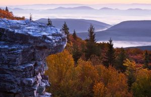 Sunrise, Dolly Sods, Canaan Valley, West Virginia